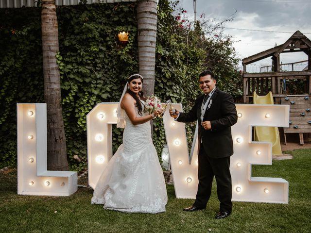 La boda de Jesús y Fernanda en Aguascalientes, Aguascalientes 33