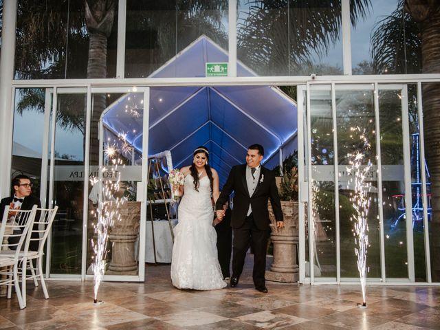 La boda de Jesús y Fernanda en Aguascalientes, Aguascalientes 35