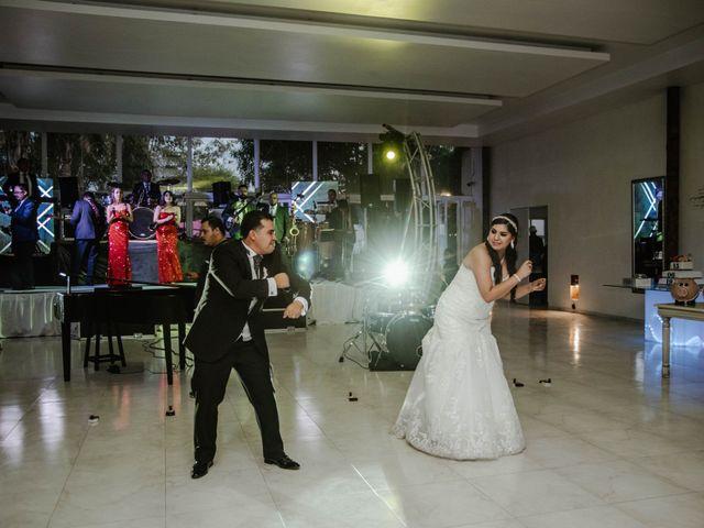 La boda de Jesús y Fernanda en Aguascalientes, Aguascalientes 36