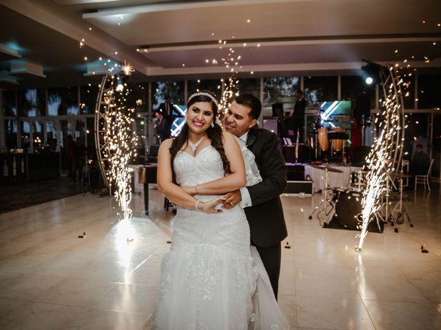 La boda de Jesús y Fernanda en Aguascalientes, Aguascalientes 2