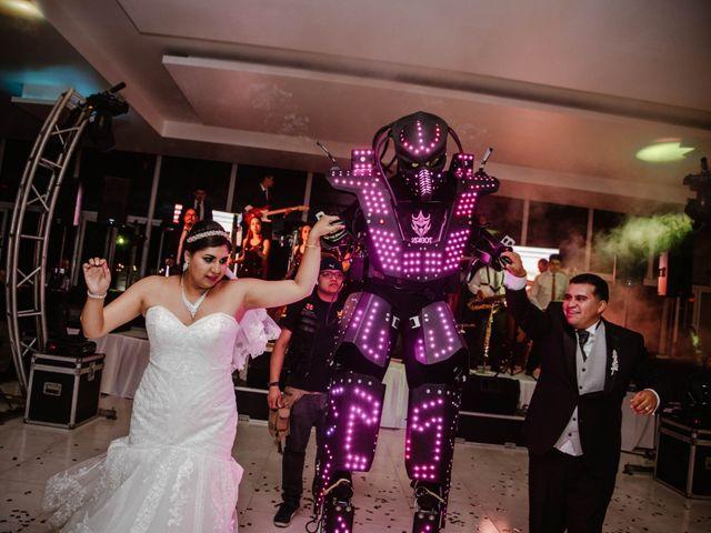 La boda de Jesús y Fernanda en Aguascalientes, Aguascalientes 50