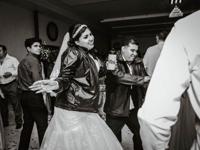 La boda de Jesús y Fernanda en Aguascalientes, Aguascalientes 52