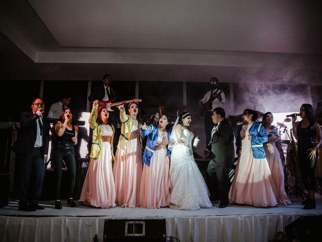 La boda de Jesús y Fernanda en Aguascalientes, Aguascalientes 53