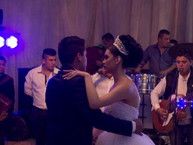 La boda de Ashly y Joad