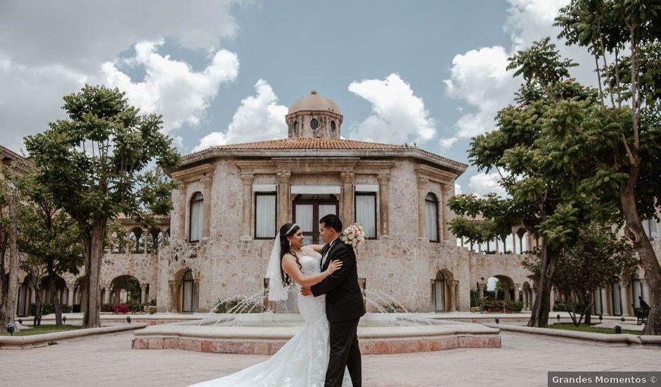 La boda de Jesús y Fernanda en Aguascalientes, Aguascalientes
