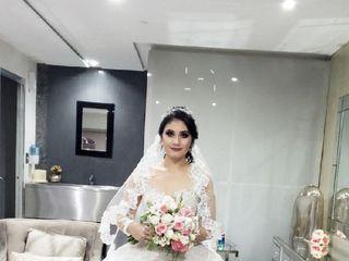 La boda de Nayeli y Hugo 2