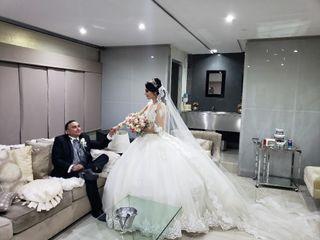La boda de Nayeli y Hugo