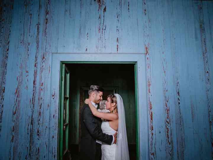 La boda de Claudia y Beto