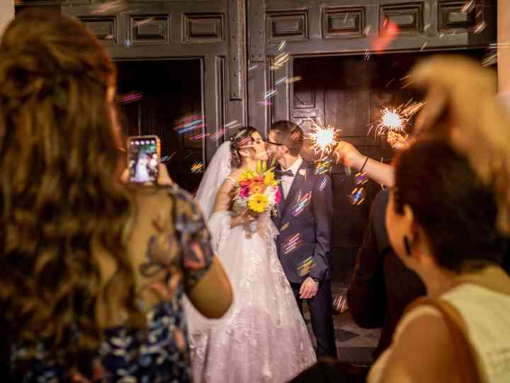 La boda de Araceli y Marco