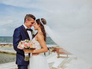 La boda de Susan y Óscar