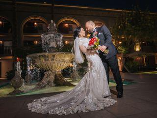 La boda de Jair y Maritza
