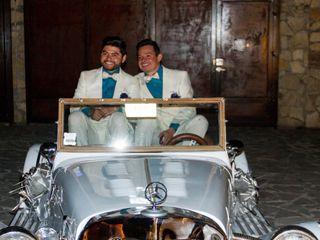 La boda de Pedro y Arturo