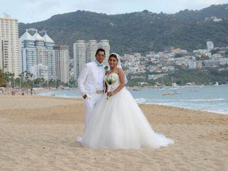 La boda de Nayeli y Erik