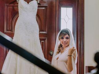 La boda de Claudia y Beto 2