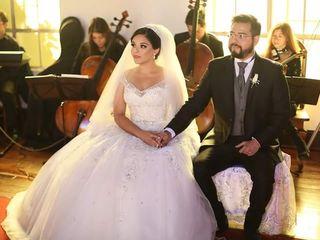 La boda de Brenda y Antonio 1