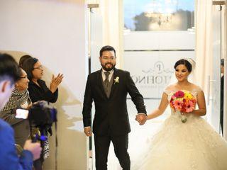 La boda de Brenda y Antonio