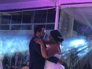 La boda de Paola y Eliud