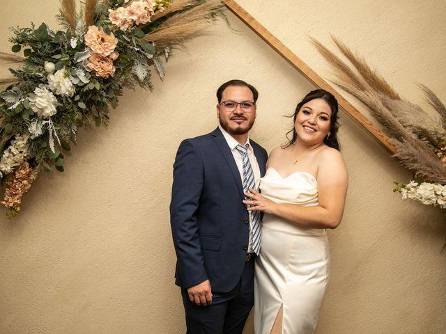 La boda de América y Joaquín