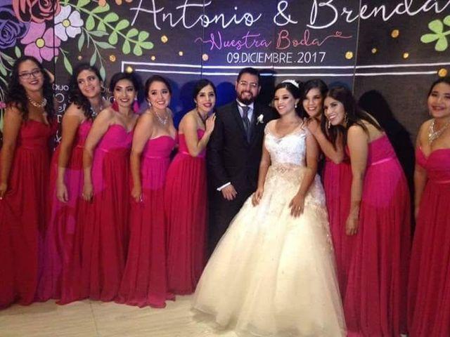 La boda de Antonio y Brenda en Tampico, Tamaulipas 15
