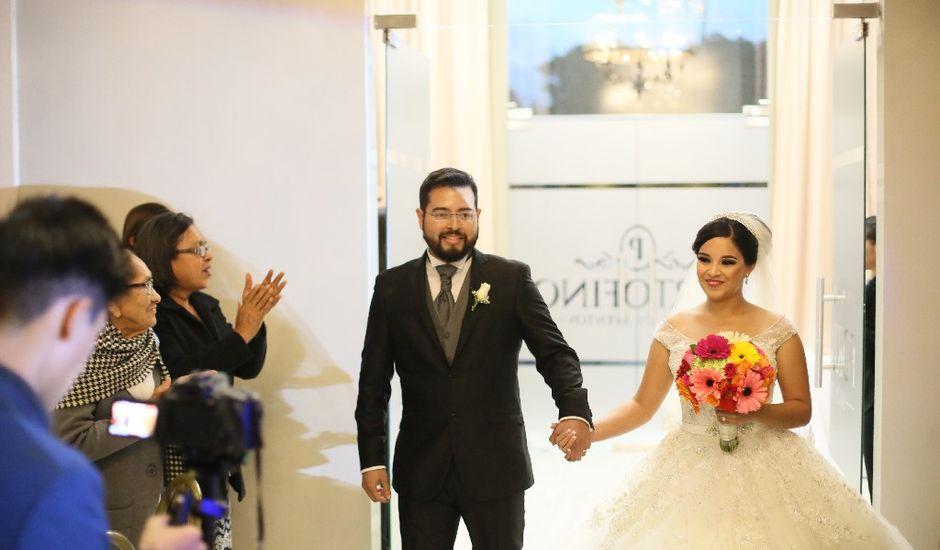 La boda de Antonio y Brenda en Tampico, Tamaulipas