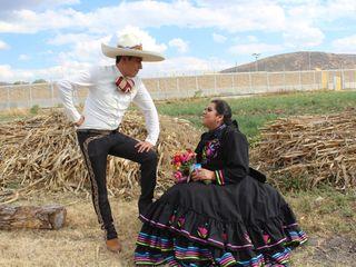 La boda de Mónica y Ricardo