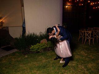 La boda de Amapola y Gustavo 1