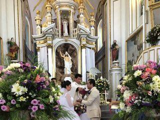 La boda de Violeta y Omar 1