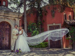 La boda de Violeta y Omar
