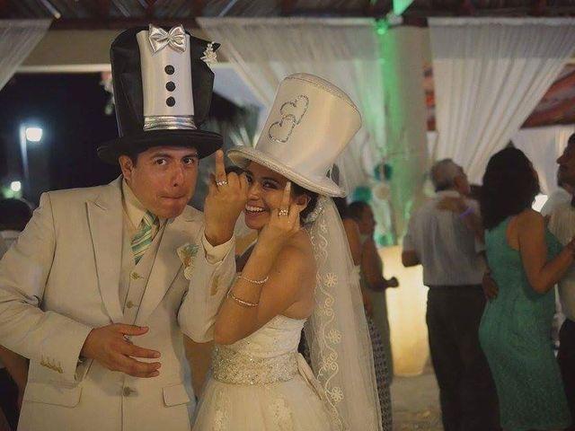 La boda de Marlene y Eder