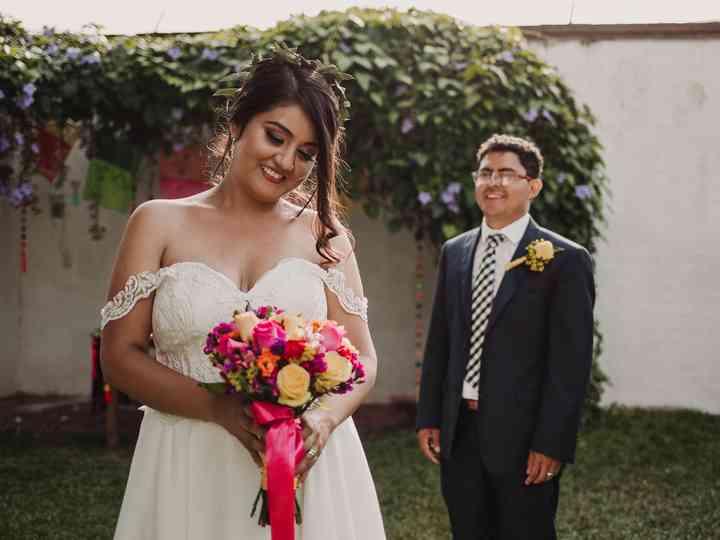 La boda de Karen y Erasmo