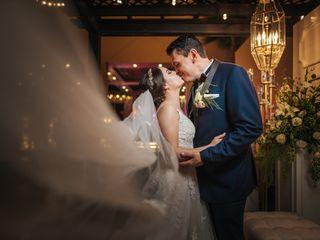 La boda de Araceli y Xavier