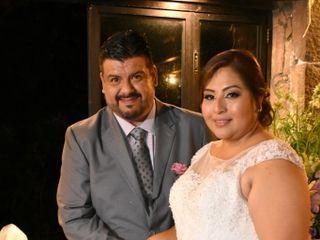 La boda de Paula y Mario