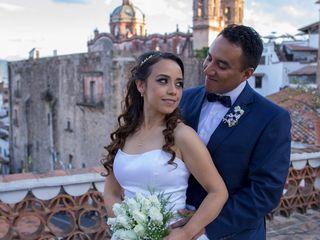 La boda de Denise y Tzulic