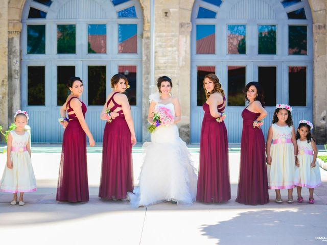 La boda de Miguel y Laura en Aguascalientes, Aguascalientes 2