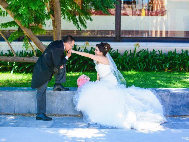 La boda de Miguel y Laura en Aguascalientes, Aguascalientes 4