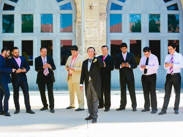 La boda de Miguel y Laura en Aguascalientes, Aguascalientes 7