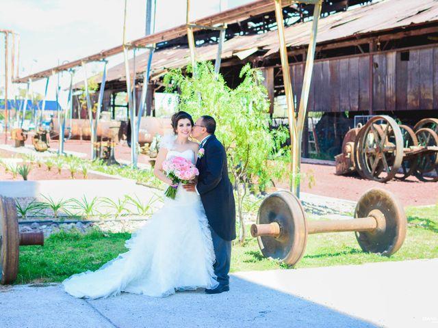 La boda de Miguel y Laura en Aguascalientes, Aguascalientes 8