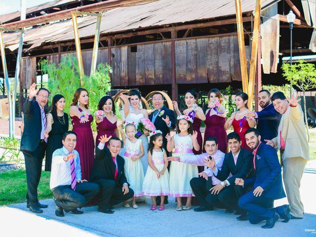 La boda de Miguel y Laura en Aguascalientes, Aguascalientes 1