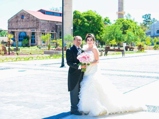La boda de Miguel y Laura en Aguascalientes, Aguascalientes 10