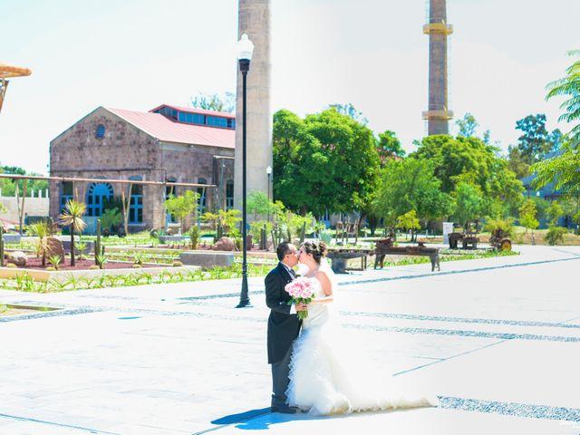 La boda de Miguel y Laura en Aguascalientes, Aguascalientes 11