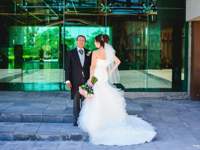 La boda de Miguel y Laura en Aguascalientes, Aguascalientes 12