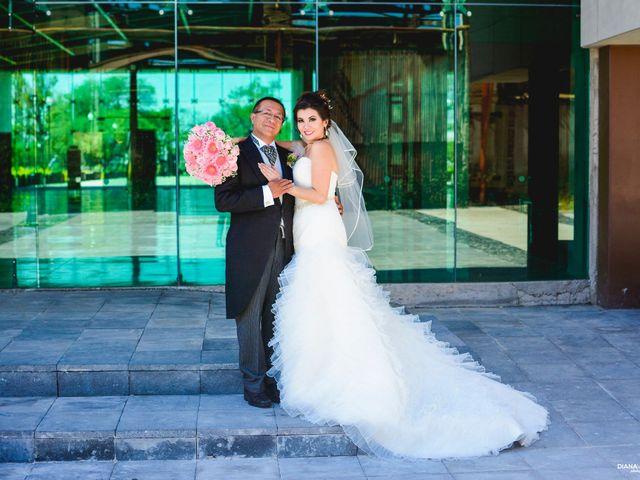 La boda de Miguel y Laura en Aguascalientes, Aguascalientes 13