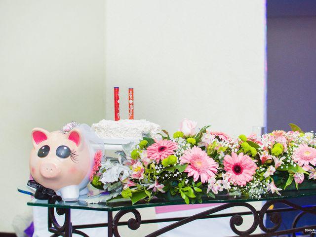 La boda de Miguel y Laura en Aguascalientes, Aguascalientes 25