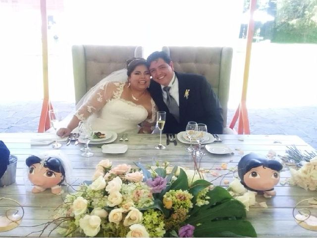 La boda de Itzel y Max