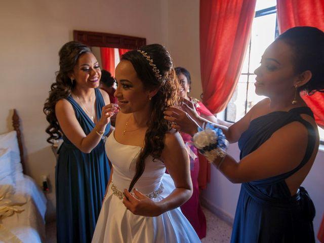 La boda de Tzulic y Denise en Taxco, Guerrero 11