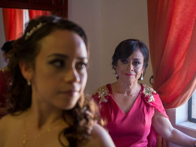 La boda de Tzulic y Denise en Taxco, Guerrero 12