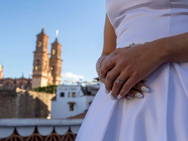 La boda de Tzulic y Denise en Taxco, Guerrero 13