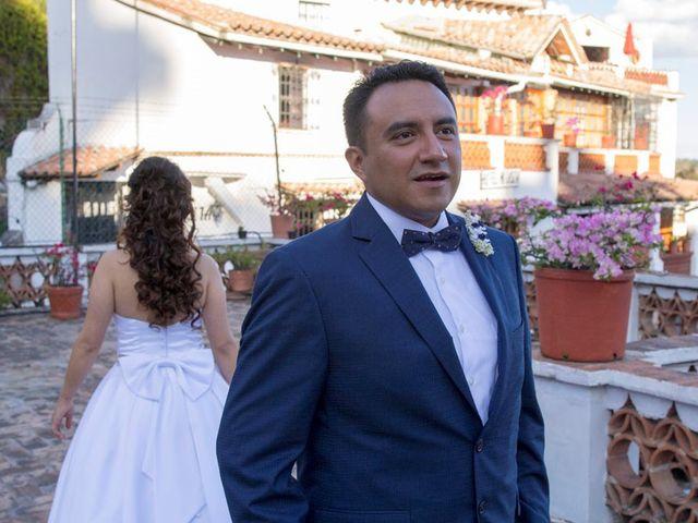 La boda de Tzulic y Denise en Taxco, Guerrero 14
