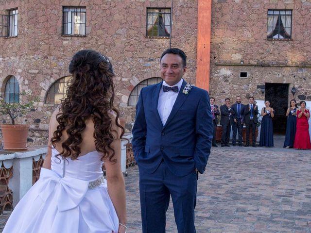 La boda de Tzulic y Denise en Taxco, Guerrero 16