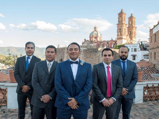 La boda de Tzulic y Denise en Taxco, Guerrero 18